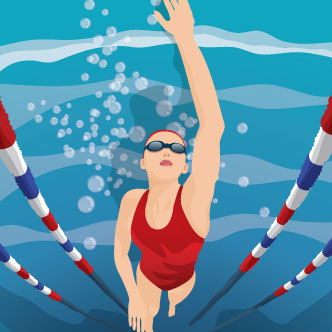 nadadora-profesional